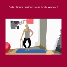 Ballet barre fusion lower body workout