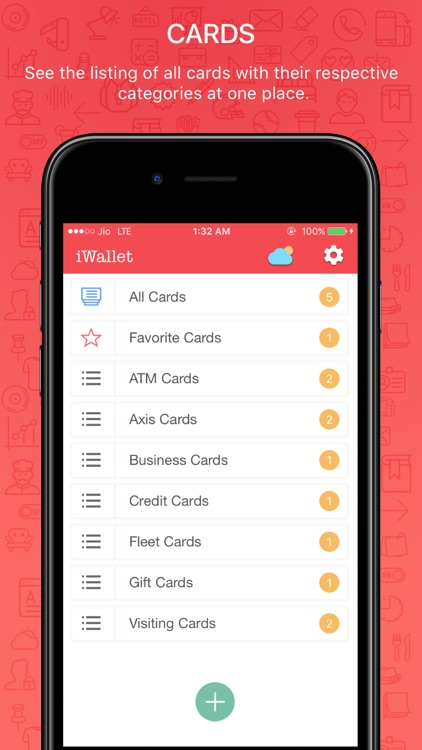 iWallet Pro - Credit Wallet screenshot-1
