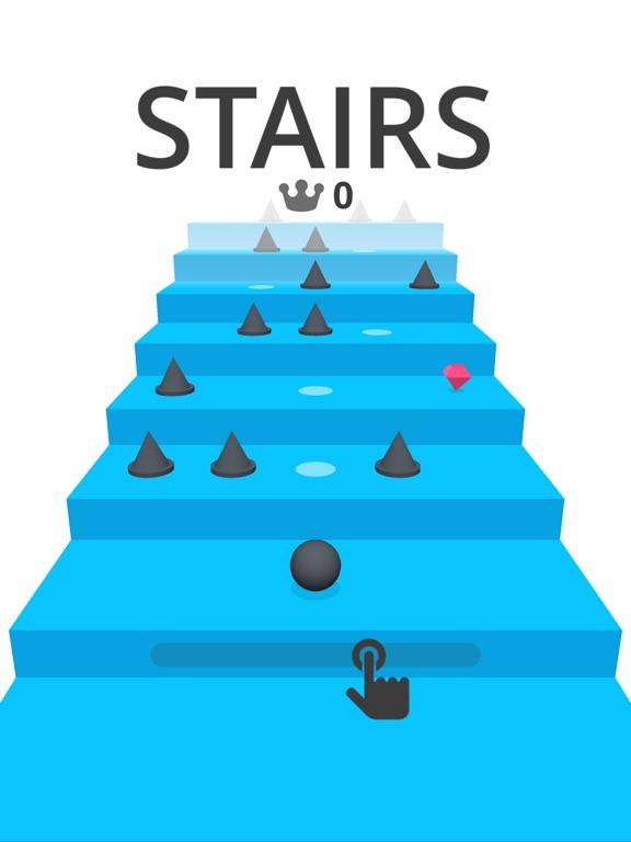 Stairs на iPad