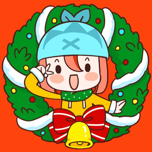 Luxiaoyu: Merry Christmas - NHH Animated Stickers