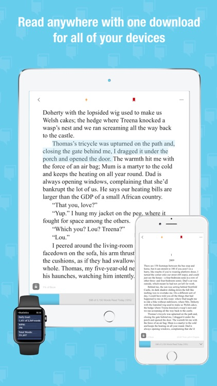 BookShout: Read eBooks & Track Your Reading Goals