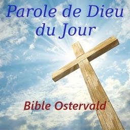 Parole de Dieu du Jour Bible Ostervald
