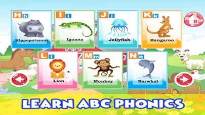 ABC phonics – Learning games for kids in 1st grade 4