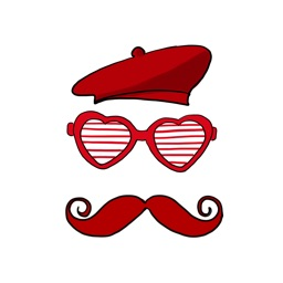Selfie Costumes - Hats, Glasses, Mustaches