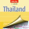 Таиланд. Туристическая карта