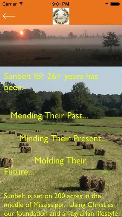 Sunbelt Christian Youth Ranch screenshot-3