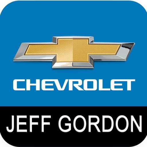 Jeff Gordon Chevy