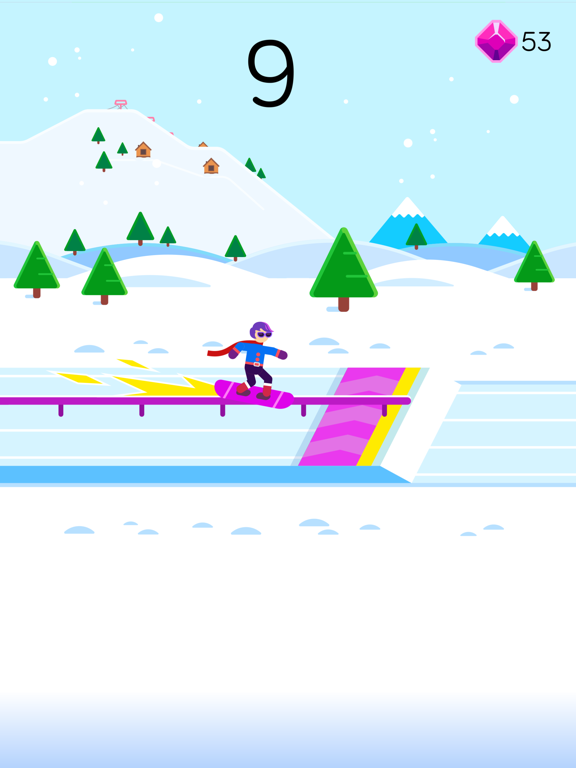Ketchapp Winter Sports screenshot 10