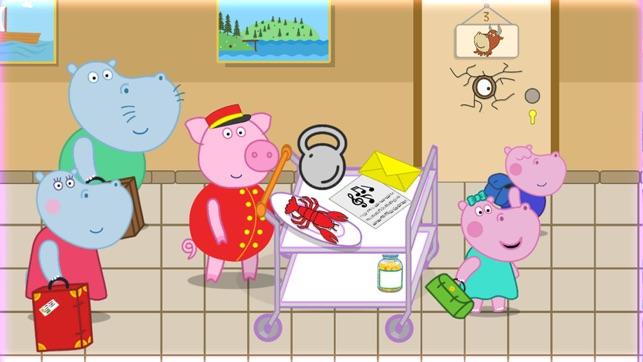 Hippo Bãi biển phiêu lưu. Premium