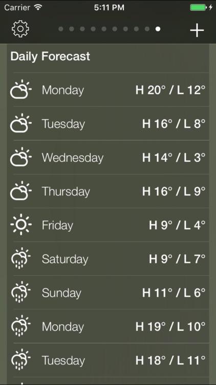 Weather Mania screenshot-4