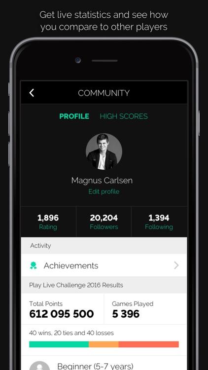 Play Magnus - Play Chess screenshot-3
