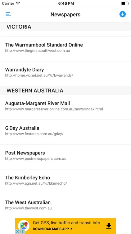 AUSTRALIAN NEWSPAPERS & MAGAZINES