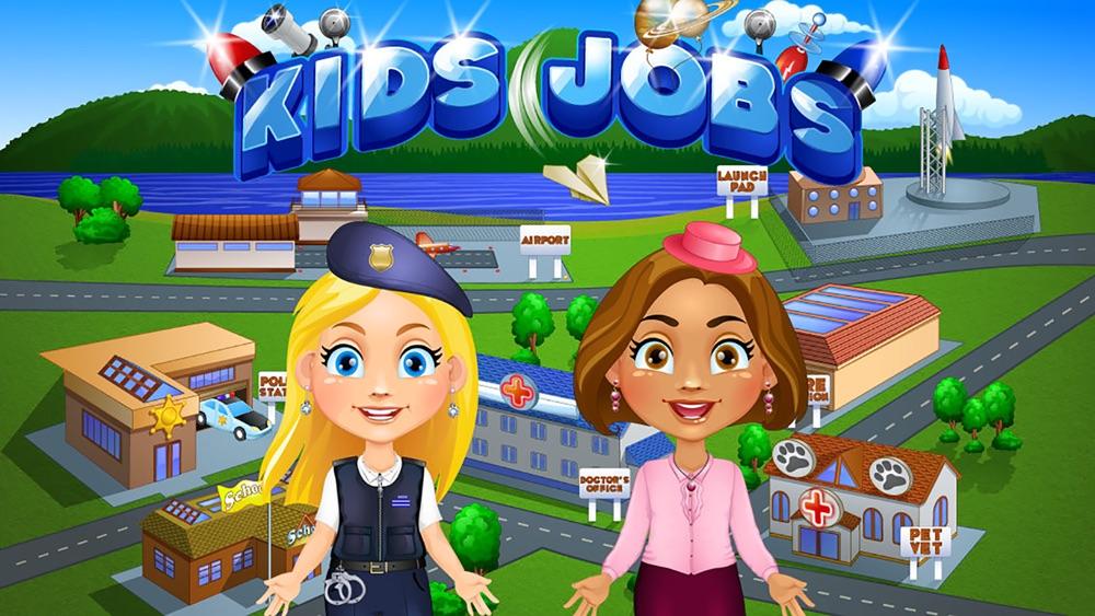 Kids Jobs – Boys & Girls Preschool Salon Games Cheat Codes
