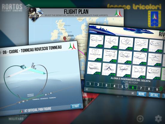 Frecce Tricolori Flight Simulator screenshot 8