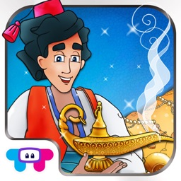 Aladdin and The Magic Lamp - Interactive Kids Book