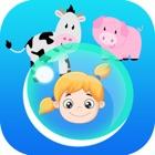Memória de animais crianças icon