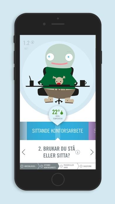 Screenshot for Lagom varmt in Sweden App Store