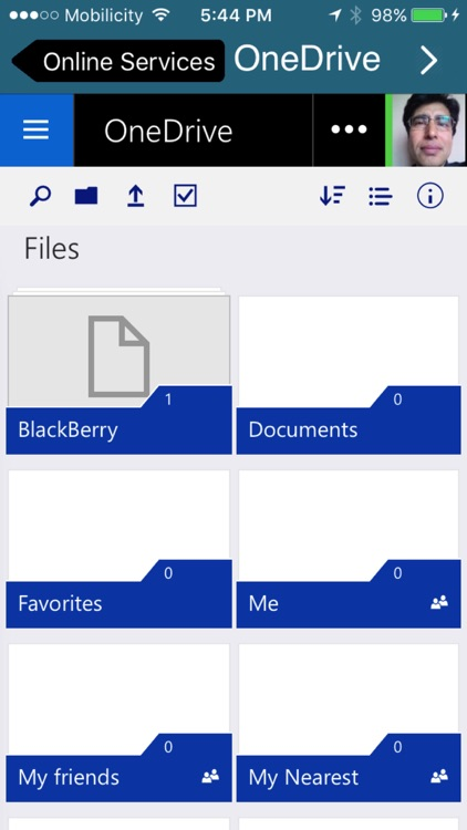 Cloud - Mail for GoogleDrive,Dropbox,Box,Onedrive screenshot-3