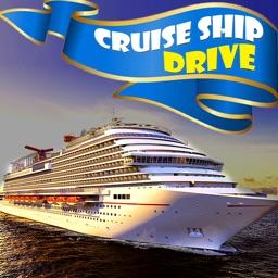 3D Jet Boat Sim Cruise Ship Swift Turn Drive