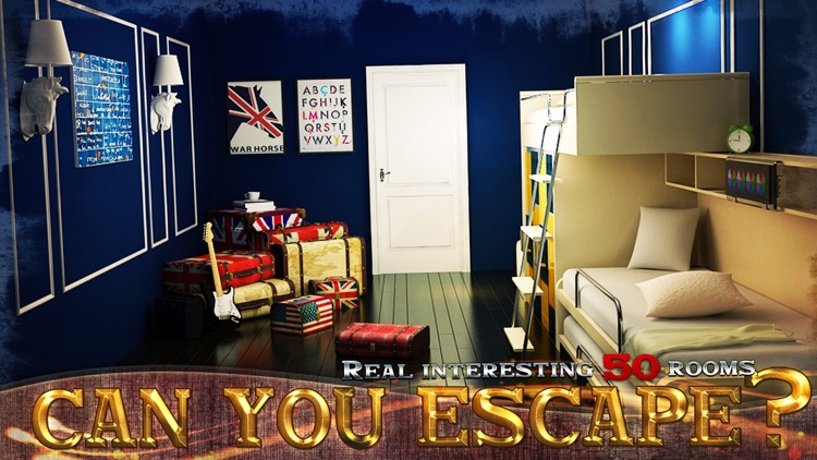 Room Escape: 50 rooms I