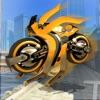 ファスト フライング ロボット オートバイ : ドローン シミュレータ - iPhoneアプリ