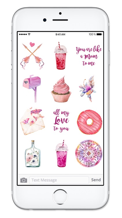 Happy Mothers Day Sticker Pack screenshot-4