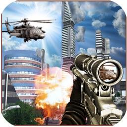 Real Sniper Shoot 2 - City Hunter
