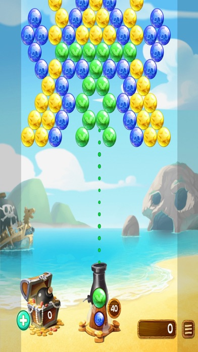 Sea Ball Strat Pop screenshot 2