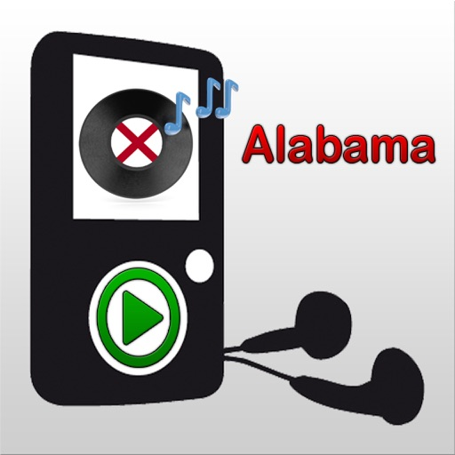 Alabama Radios - Top Stations Music Player FM AM