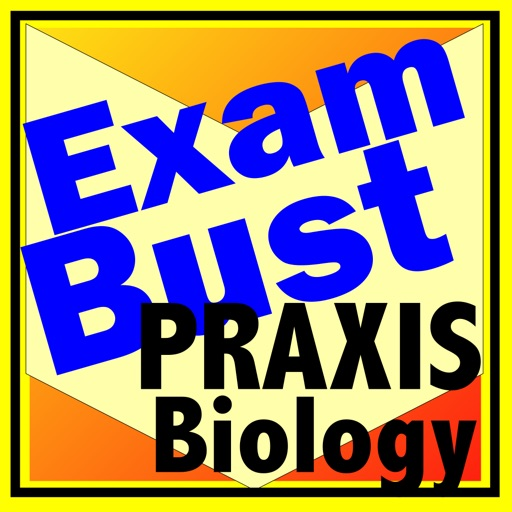 Praxis II Biology Prep Flashcards Exambusters