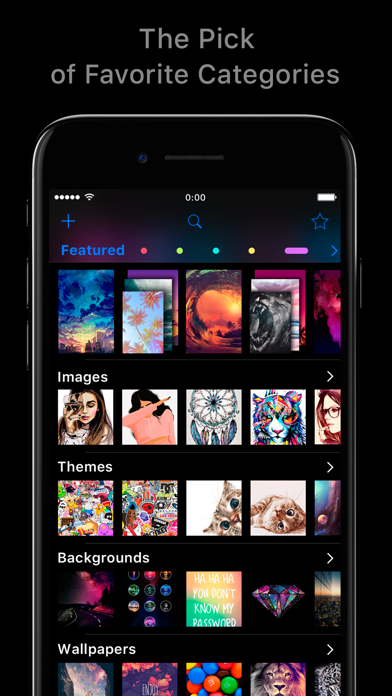 Featured Of Wallpapers Cool Backgrounds App By Victor