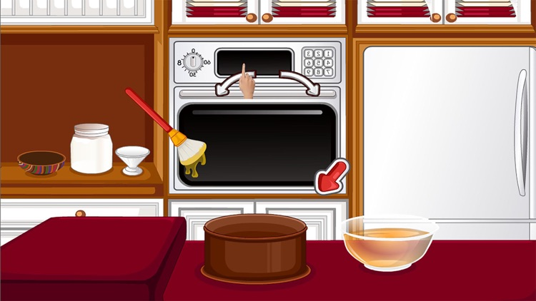 Cooking Frenzy : Cake Maker Cooking Games for girl screenshot-4