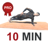 10 Min PLANKS Workout Challenge PRO - Tone, Abs - Mobway Solutions SRL
