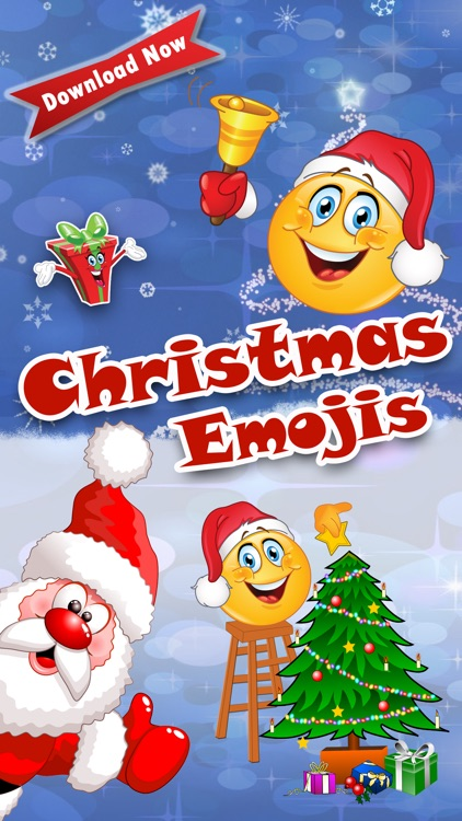 Christmas Emoji Icons Stickers By Apeiront Solutions Private Limited