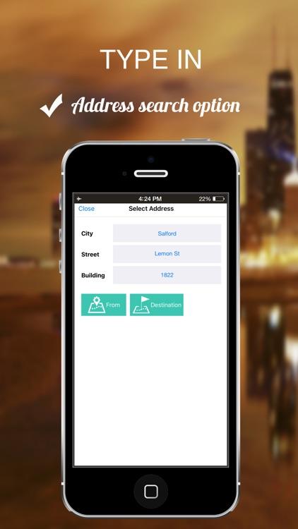Morocco : Offline GPS Navigation screenshot-4