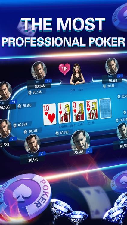 PokerFun-Free casino Texas Holdem Online by Lijin Xu
