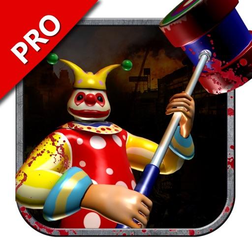 Mad Clown Shooting Criminal Story Pro