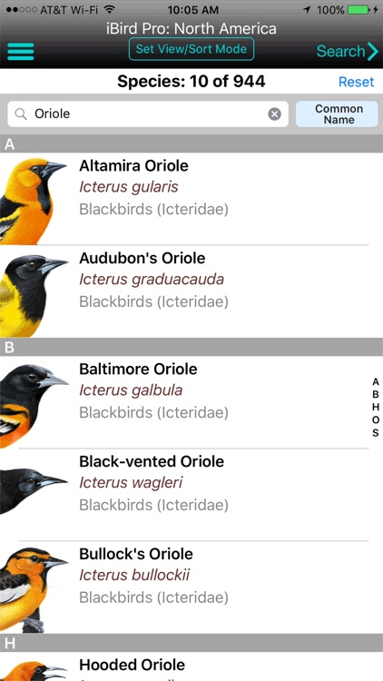 iBird Pro Guide to Birds screenshot-0