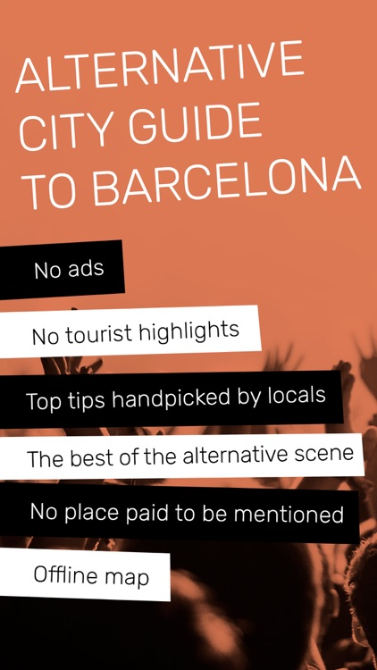 Indie Guides Barcelona screenshot-0