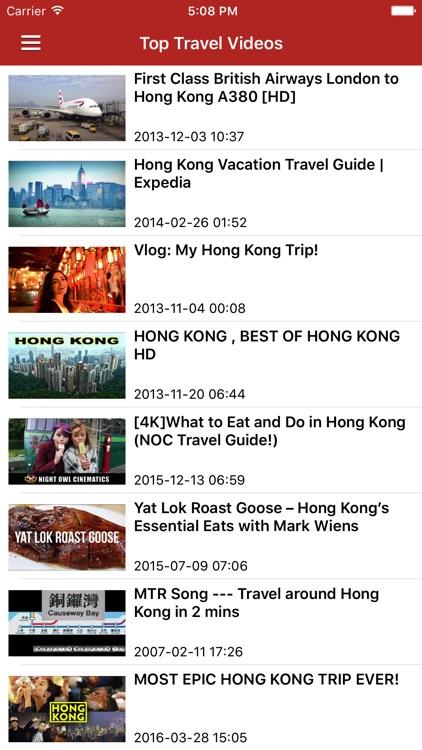 HK News: Hong Kong Today & Radio Pro Edition screenshot-3