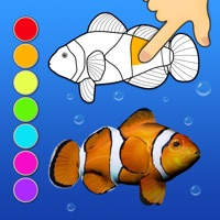 Codes for Dancing fishes. 3D Coloring App Hack