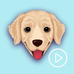 goldenGIF - Animated GIF Golden Retriever Emoji