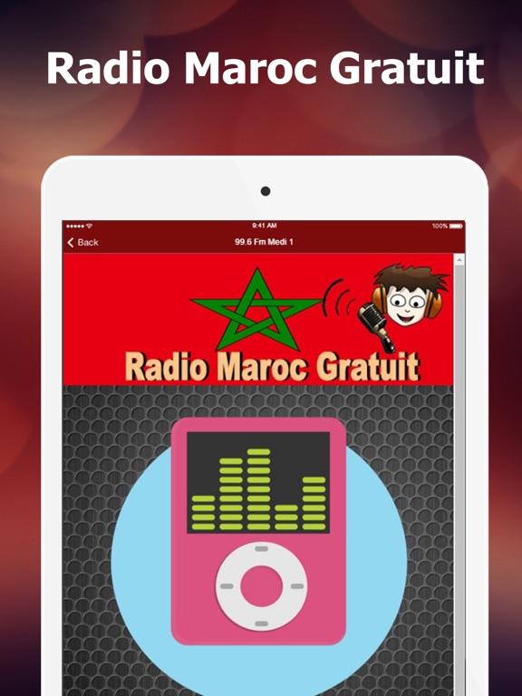 Radio Maroc Gratuit: Nouvelles, musique et sports-ipad-1