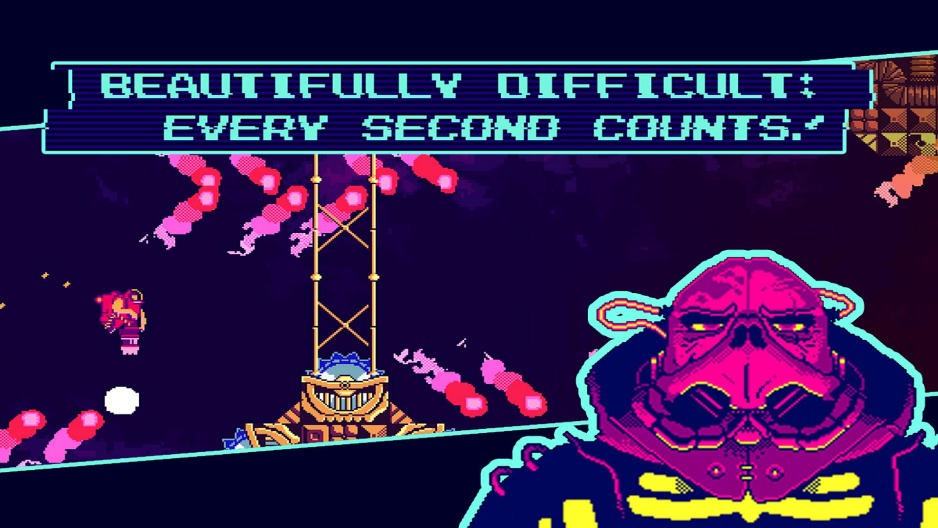 ATOMIK: RunGunJumpGun screenshot 11