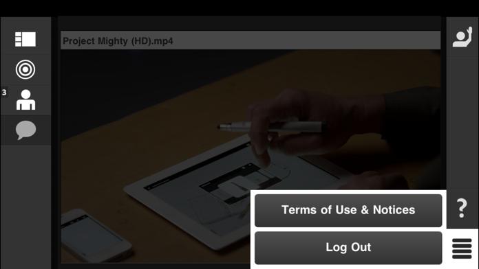 Adobe Connect Screenshot