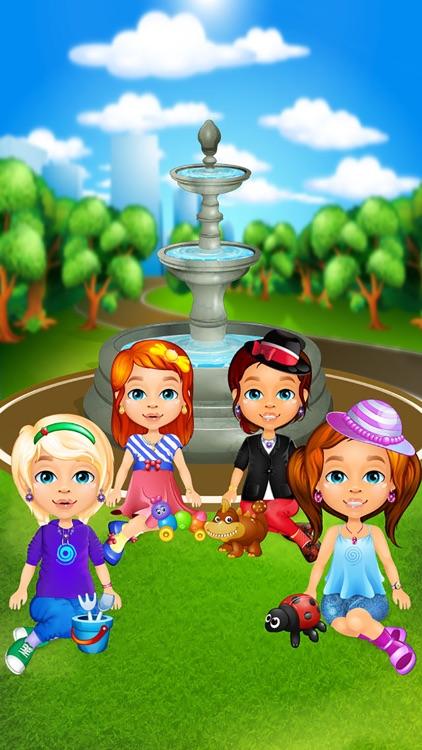 Baby & Mommy Story - Kids Games (Boys & Girls)