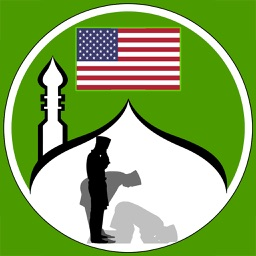 Muslim USA Pro : Prayer Times, Qibla & Azan