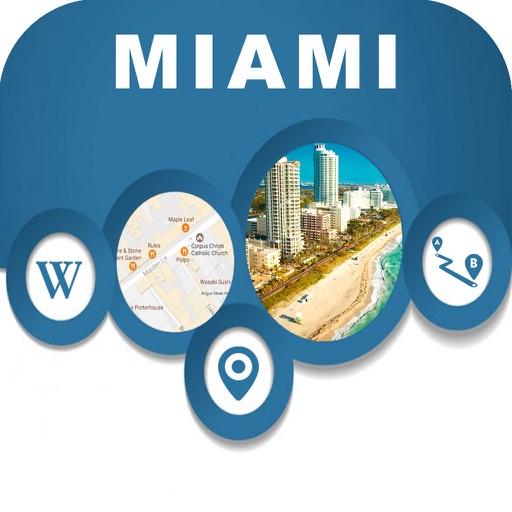 Miami Florida Offline City Maps Navigation