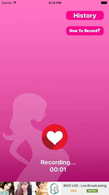 Baby's Beat - Baby Heart Monitor Heartbeat