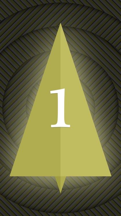 Christmas Day metallic. Beautiful countdown. screenshot-4